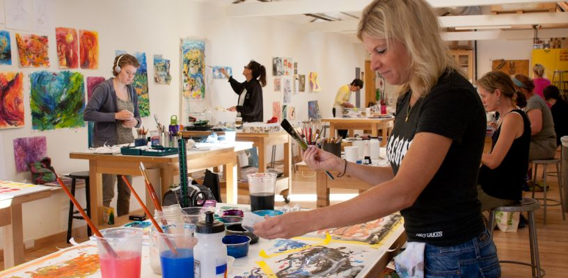 The Art of Art Workshops: Growing Your Business
